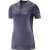 Salomon W's S-Lab EXO HZ Tee Nightshade Grey